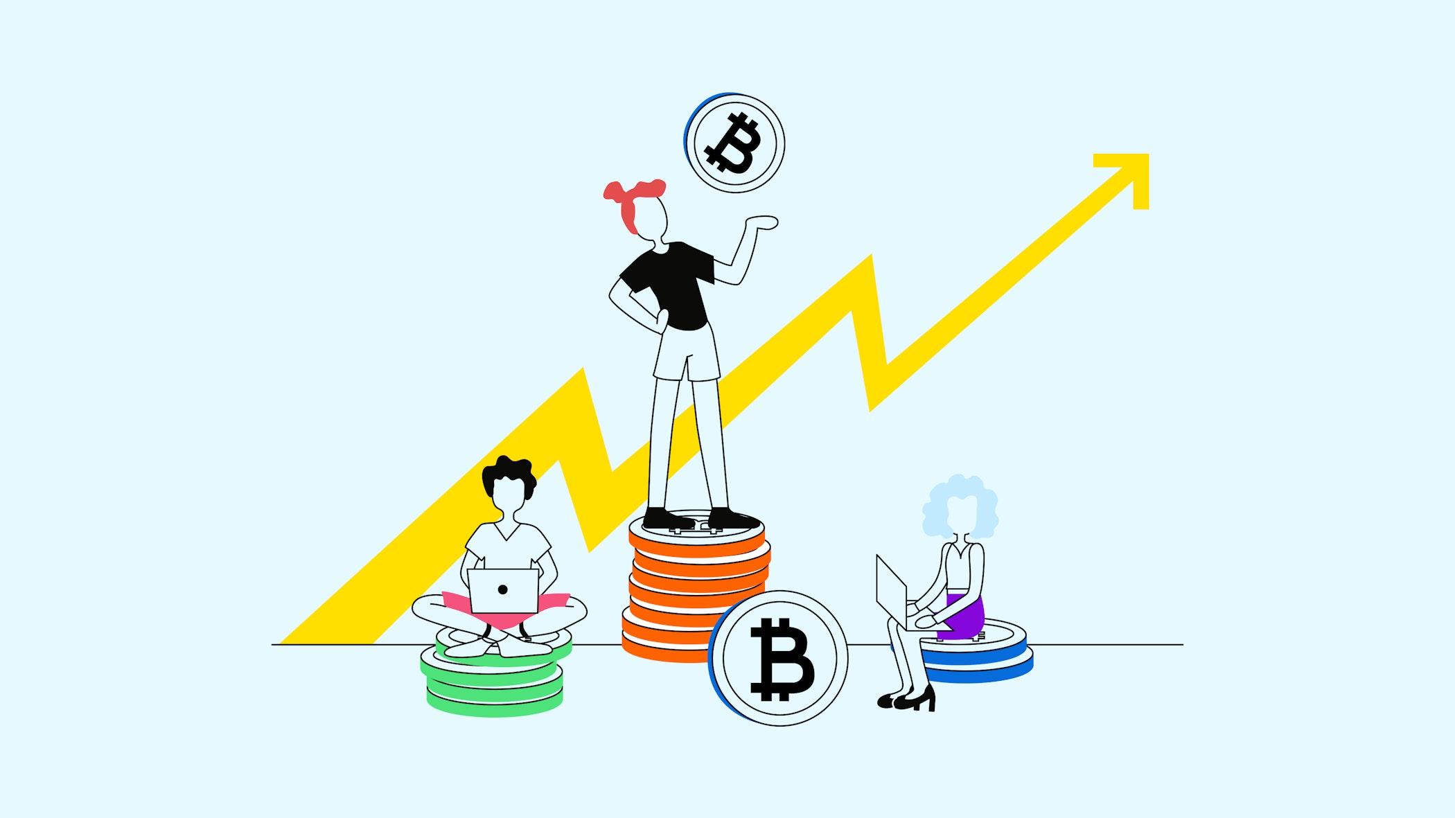 cap di mercato totale esclusi i bitcoin