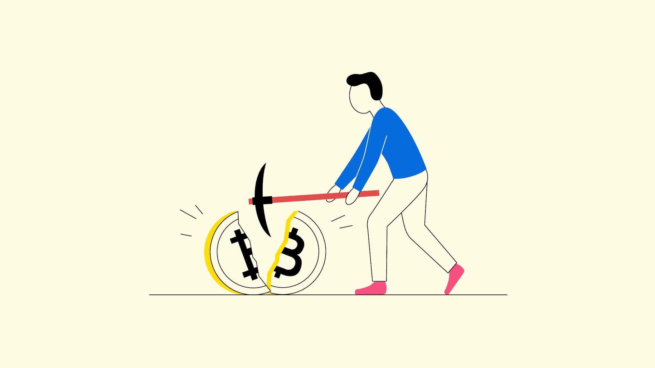 Überweisen Sie Geld von Bitcoin an skrill