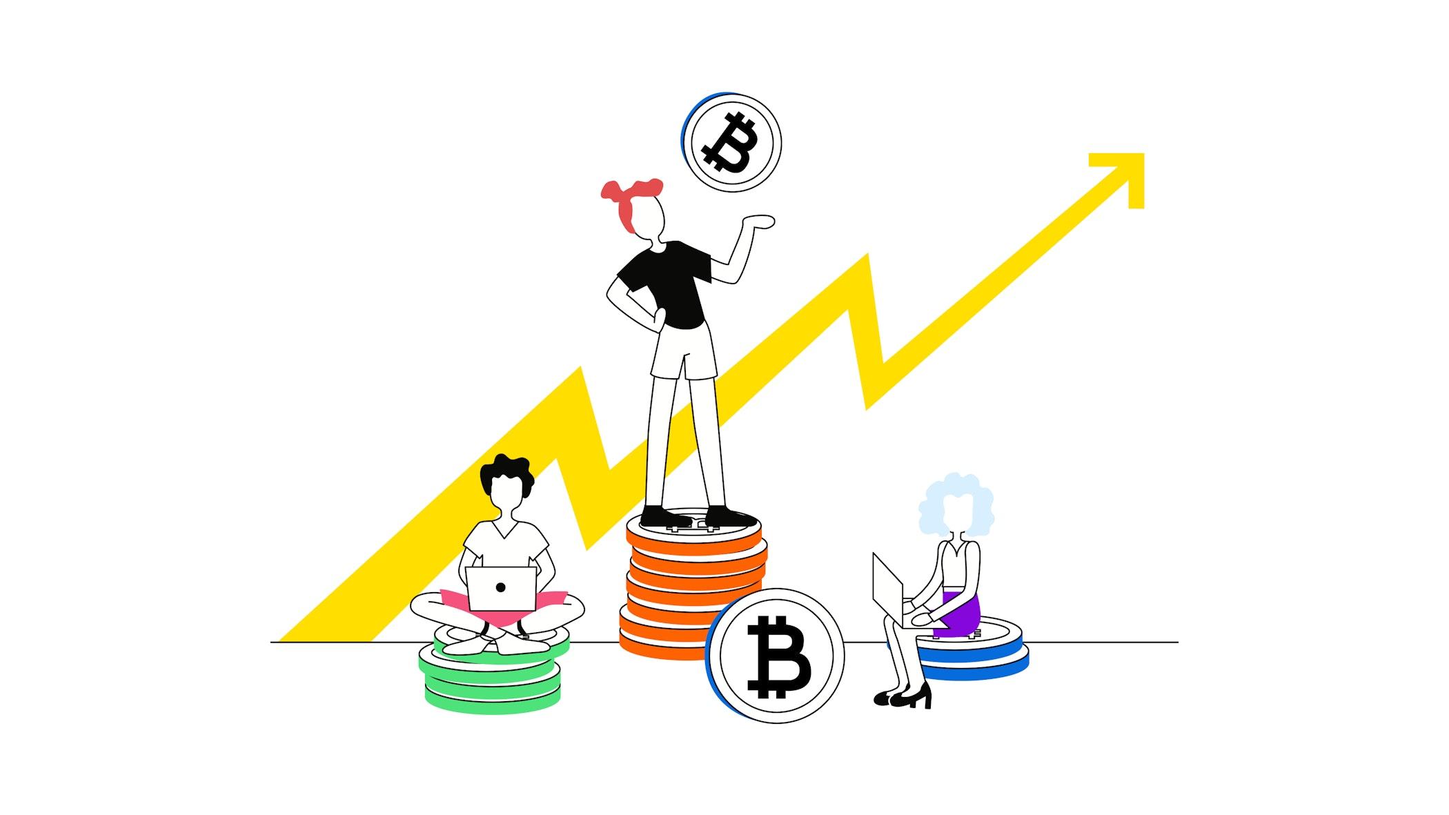 bitcoin cap max di mercato